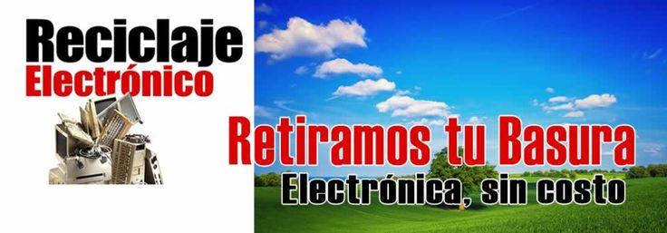 retiro de basura electronica