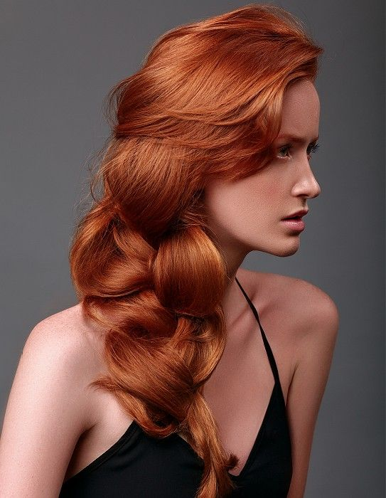 Red Hair Styles Awesome 119 Best Red Hairstyles Images On Pinterest  Black Girls Hairstyles