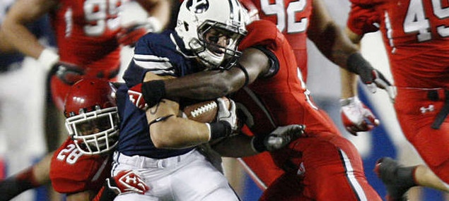 """2012 BYU Football Schedule  - MormonFavorites.com  """"I cannot believe how many LDS resources I found... It's about time someone thought of this!""""   - MormonFavorites.com"""