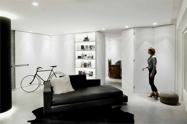 Garage design, San Daniele del Friuli, 2011