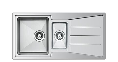 Ukinox Kitchen Sinks | Marlin Series / Inset