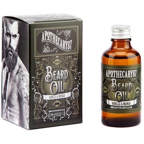 Olejek do brody Millys Apothecary 87 #beard #beardcare #BeardManPL