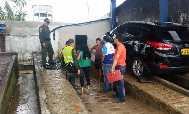 arreciados controles a ocupacion del espacio publico lavaderos de carros y motos