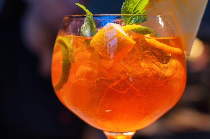 #mango #spritz #aperol #cheers
