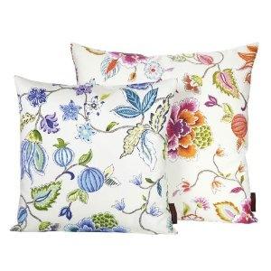 Bassetti blue pillow