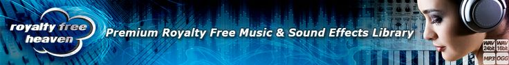 Royalty Free Music and Stock Sound Effects Library