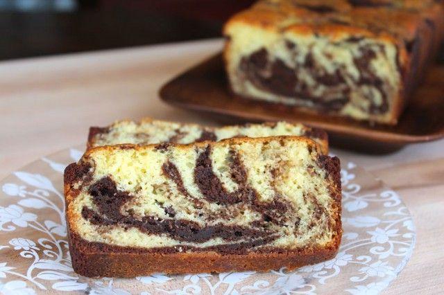 Kako napraviti savršen mramorni kolač