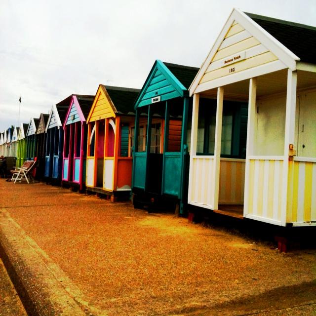 English seaside cottages
