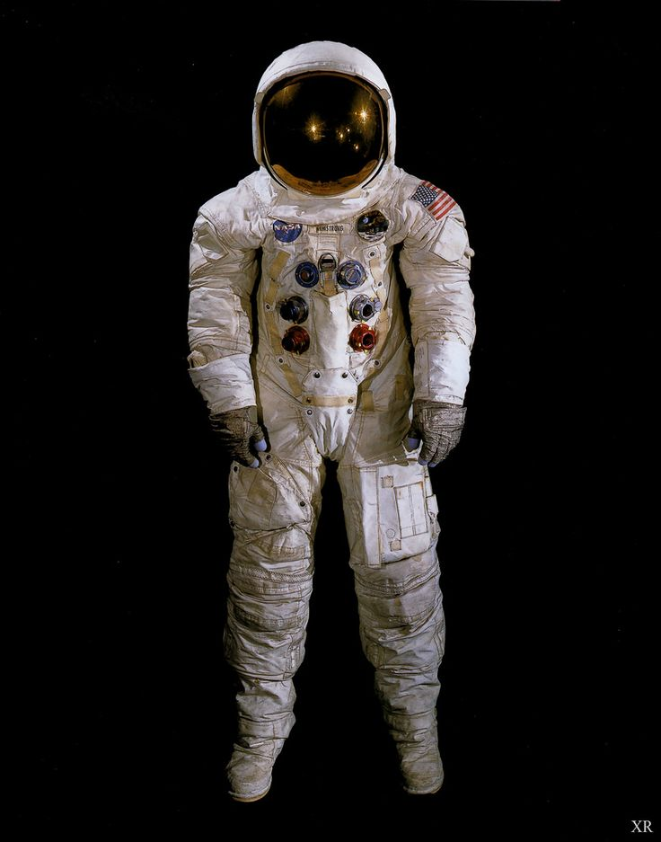 1969 … Neil Armstrongs' moon suit by x-ray delta one