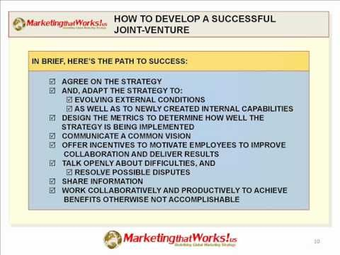 how to develop a successful business