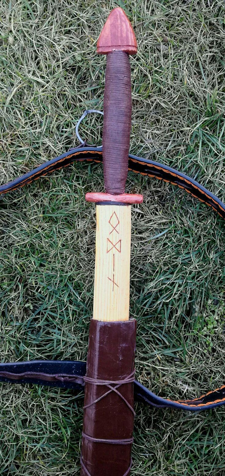 My Beautiful Viking Sword.