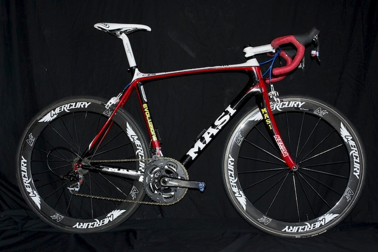 Team Issue Kenda/5-hour Energy® Pro Cycling Road Bike – By Masi