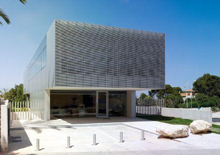 Edificio de oficinas Benigar Benigar office block Alicante