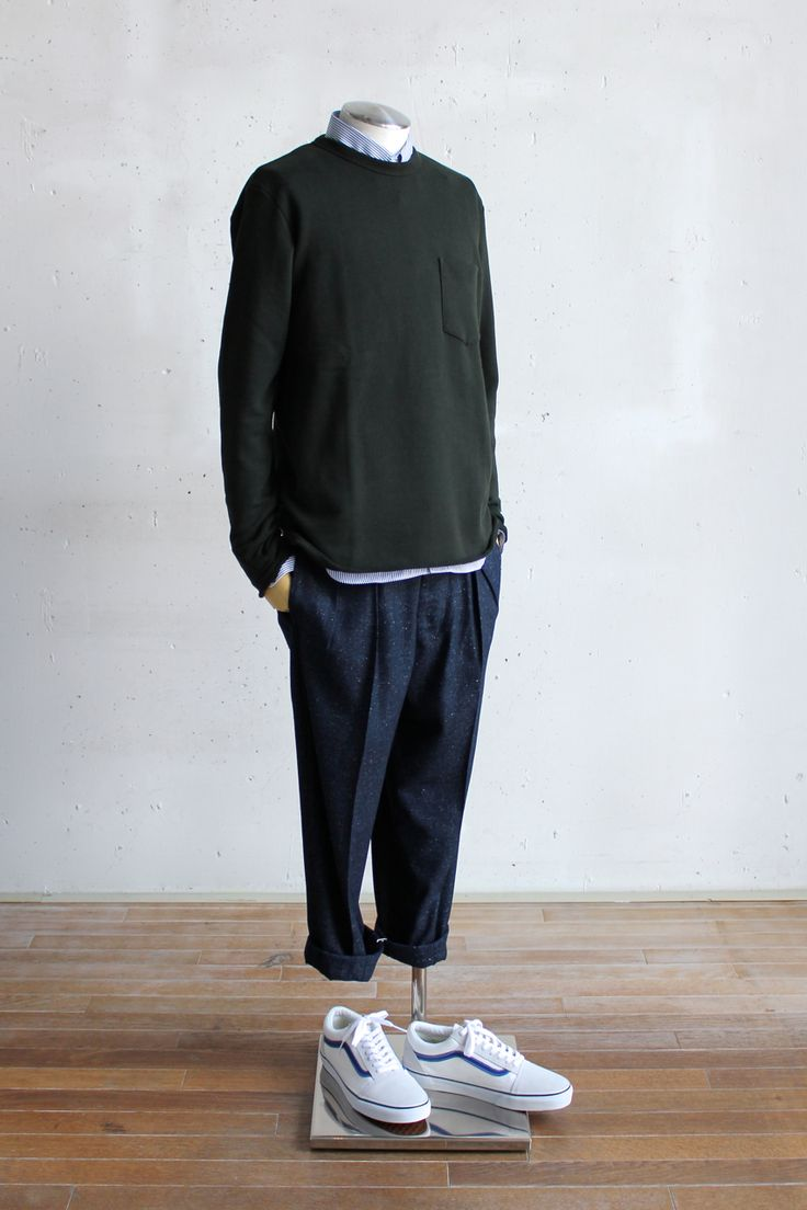 Suggestion of The Men's Pre Fall Style