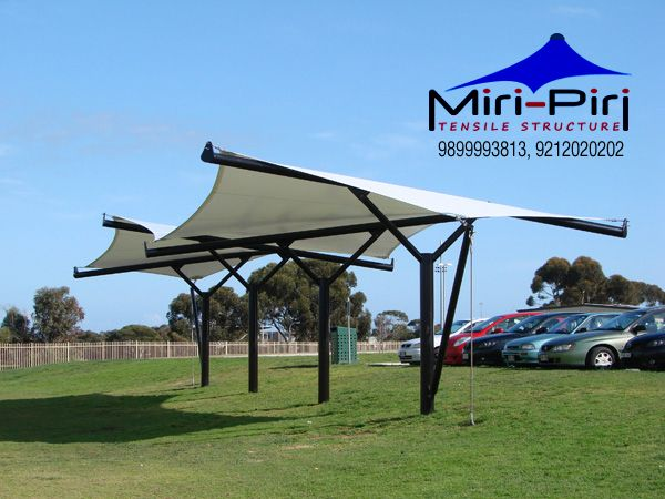 fabric shade structure - Google Search