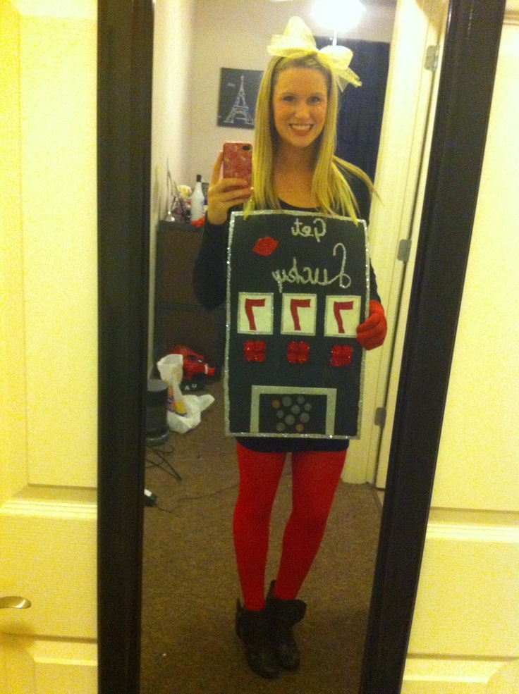 Slot Machine Costume
