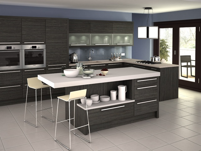 hacienda black ultima kitchen