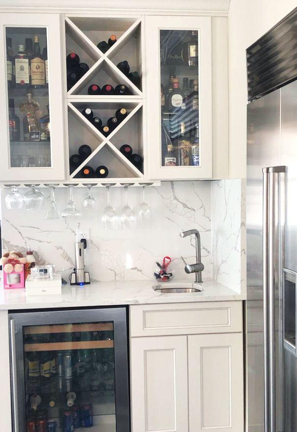 Alicia Gabra Interior Design Modern Kitchen Modern Interior Design Modern Kitchen Interior