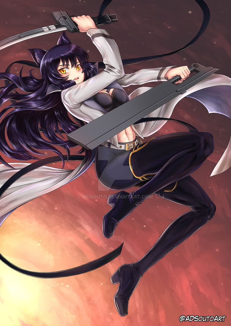Blake Belladonna HR x prints by ADSouto