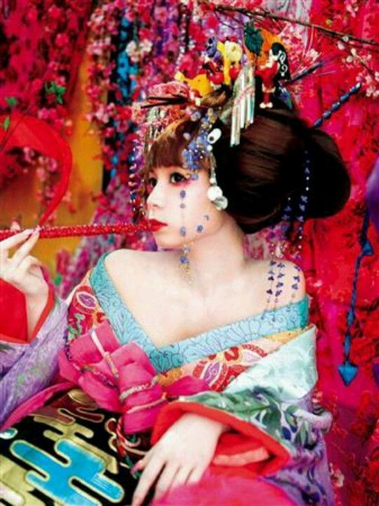 Mika Ninagawa Japanese Photographer