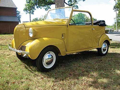 818 best ideas about old cars sedans classic cars 1940 crosley convertible made in ohio maintenance of old vehicles the material for new cogs casters gears could be cast polyamide which i cast