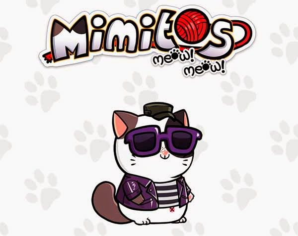 Mimitos Meow Meow, cuida de este gato en tu móvil