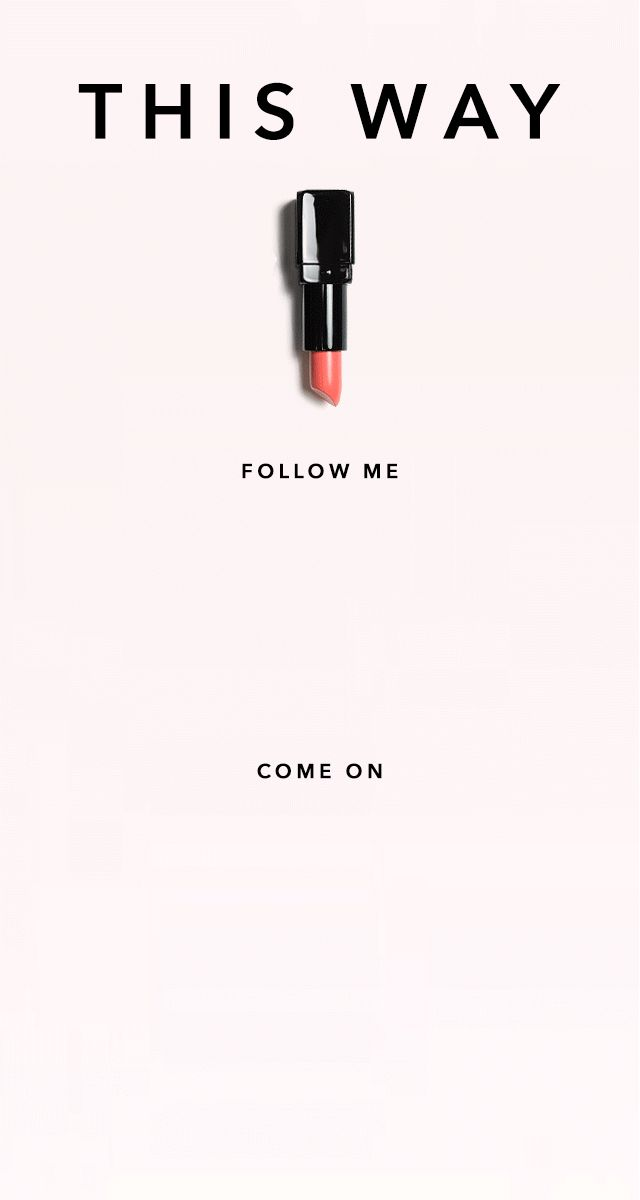 BeautyBay GIF Email