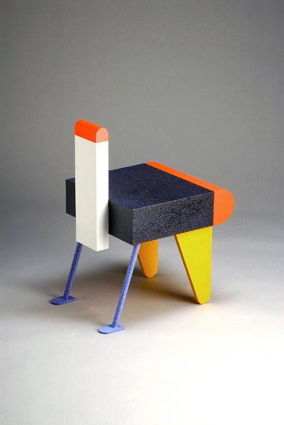 Peter Shire, Title: Bete Noir, 2007