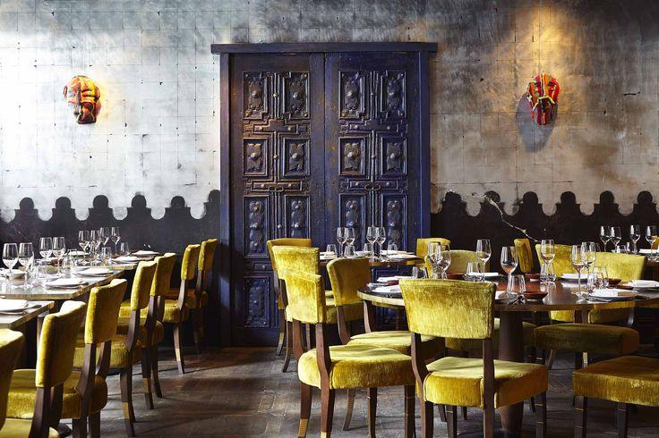 Coya Restaurant London   Restaurant & Bar in Mayfair   £35 Set Sunday Brunch