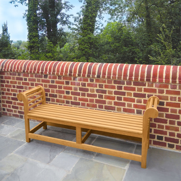 17 best ideas about lutyens bench on pinterest formal gardens formal garden design and white Lutyens bench