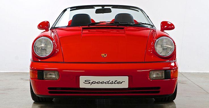 Dario Franchitti Porsche 911 for sale > Porsche 911 Speedster for sale
