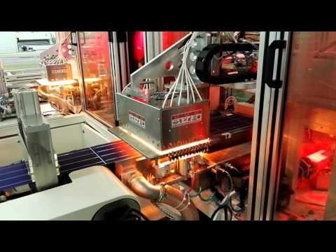 ARGUS SOLAR+ Automatic Solar Cell Tabber&Stringer Soldering Head