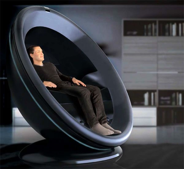 4D Chair – Multimedia Chair [Futuristic Furniture: http://futuristicshop.com/category/futuristic-furniture/] #medicaltechnology repinned by @drmarkplunkett