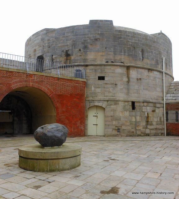 The Round Tower Old Portsmouth