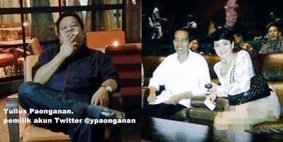Trending post one: Yulianus Menyesal Unggah Foto Jokowi-Nikita