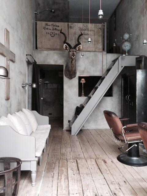 Die besten 25+ Friseurladen Ideen Ideen auf Pinterest | Design ...
