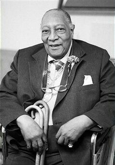 """*James Van Der Zee*(June 29, 1886 - May 15, 1983) was anAfrican American photographer best known for his portraits ofblack New Yorkers . He was a leading figure in theHarlem Renaissance . Aside from the artistic merits of his work, Van Der Zee produced the most comprehensive documentation of the period. Among his most famous subjects during this time wereMarcus Garvey ,Bill """"Bojangles"""" Robinson andCountee Cullen ."""
