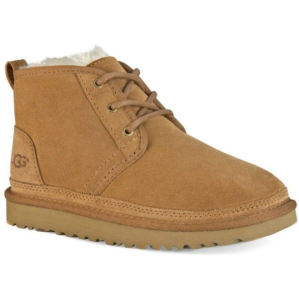 8716b1c8fc9 UGG Men's Neumel Chukka Boots ($130) ❤ liked on Polyvore featuring ...