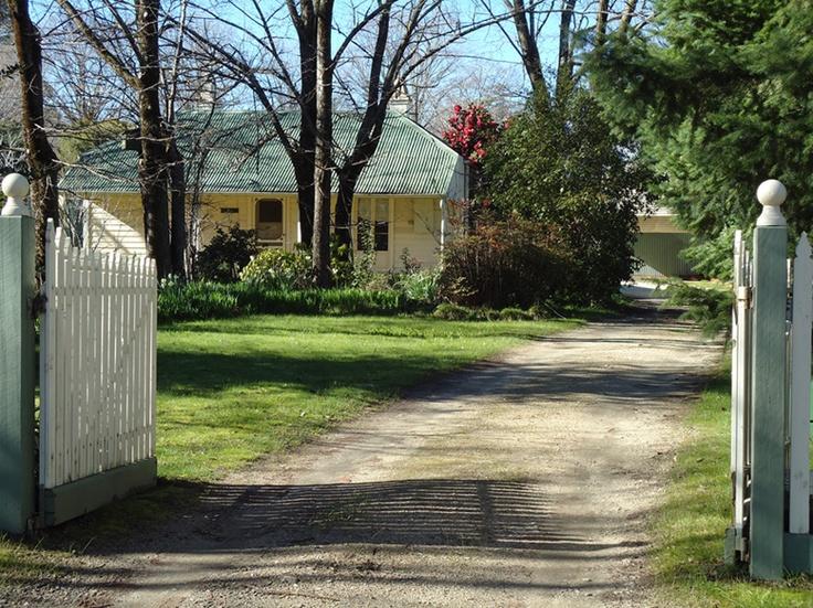 Four Seasons Cottage - Beechworth