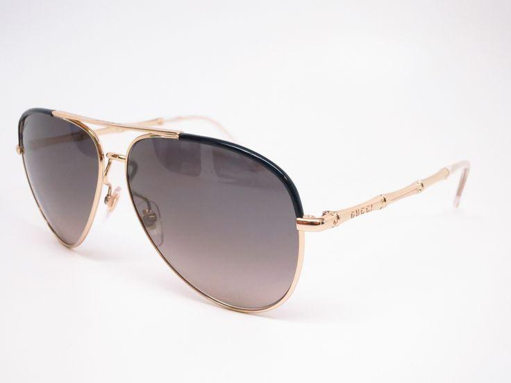 Gucci GG 4276 J5G/DX Gold Sunglasses