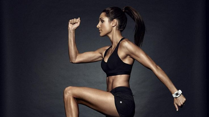 Kayla Itsines: Work Out in Less Than 30 Minutes - Motto