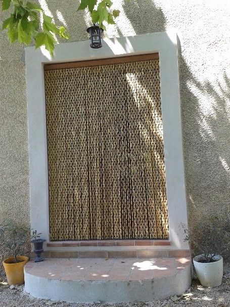 les 25 meilleures id es de la cat gorie rideaux de porte sur pinterest couverture de porte. Black Bedroom Furniture Sets. Home Design Ideas