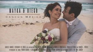 Trailer Mayka & Diego Secrets The Vine Cancun Mexico