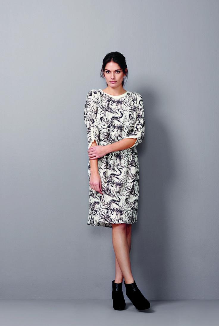 soyaconcept - dress - print