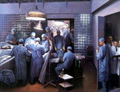 Mythes, éthiques et réalités des premières greffes humaines : 60e anniversaire des premières transplantations rénales réussies. réaliser des greffes d'organe, de réparer un corps meurtri ou amoindri a sans doute existé très tôt dans l'imaginaire humain, notamment dès qu'a émergé un corpus médical fondé sur des connaissances anatomiques..Cliquez sur la photo pour lire l'article complet