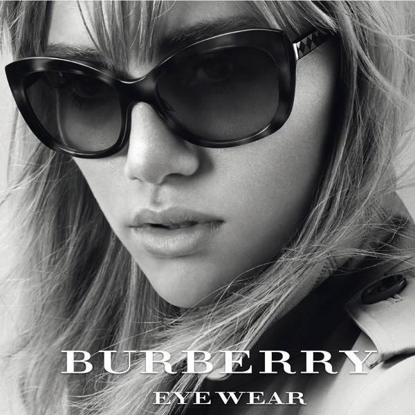 Suki Waterhouse - Burberry Prorsum - Burberry 2015 Eyewear Campaign