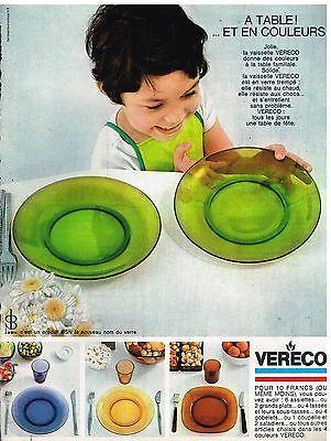Publicité Vereco 1968