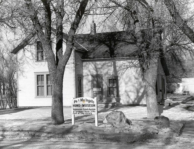 Ingalls House, Kingsbury County by South Dakota National Register of Historic Places, via Flickr