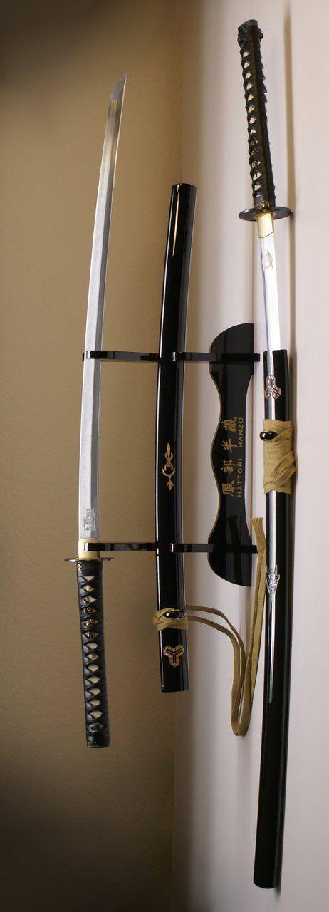 Hattori Hanzo Samurai Swords