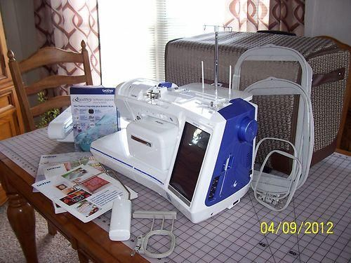 Brother Quattro 40D Embroidery Sewing Machine Sewing Table Inspiration Brother Quattro 6000d Sewing Embroidery And Quilting Machine